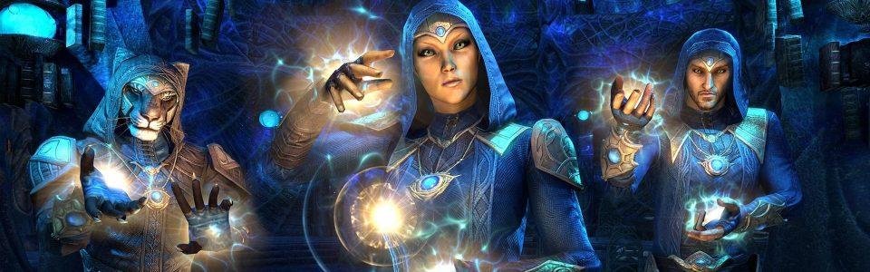 The Elder Scrolls Online Summerset: Un nuovo trailer dedicato all'Ordine Psijic