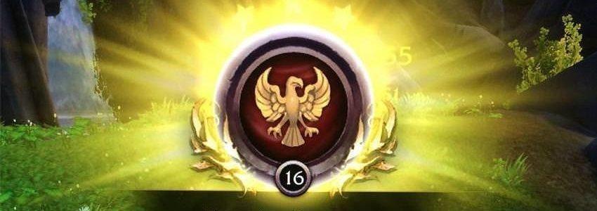 World of Warcraft: In Battle for Azeroth verranno uniti tutti i gradi prestigio del PvP