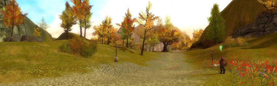Guild Wars 1: Disponibile la patch che migliora la grafica, gallery comparativa
