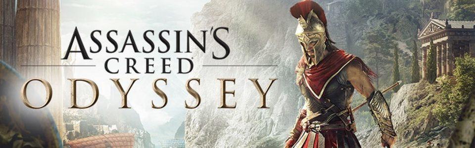 Assassin's Creed Odyssey annunciato con trailer e video gameplay, in uscita a ottobre