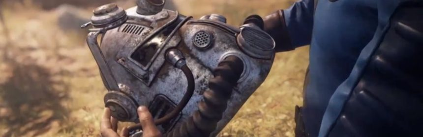 Fallout 76: una muffa letale si annida tra gli elmetti dell'edizione speciale