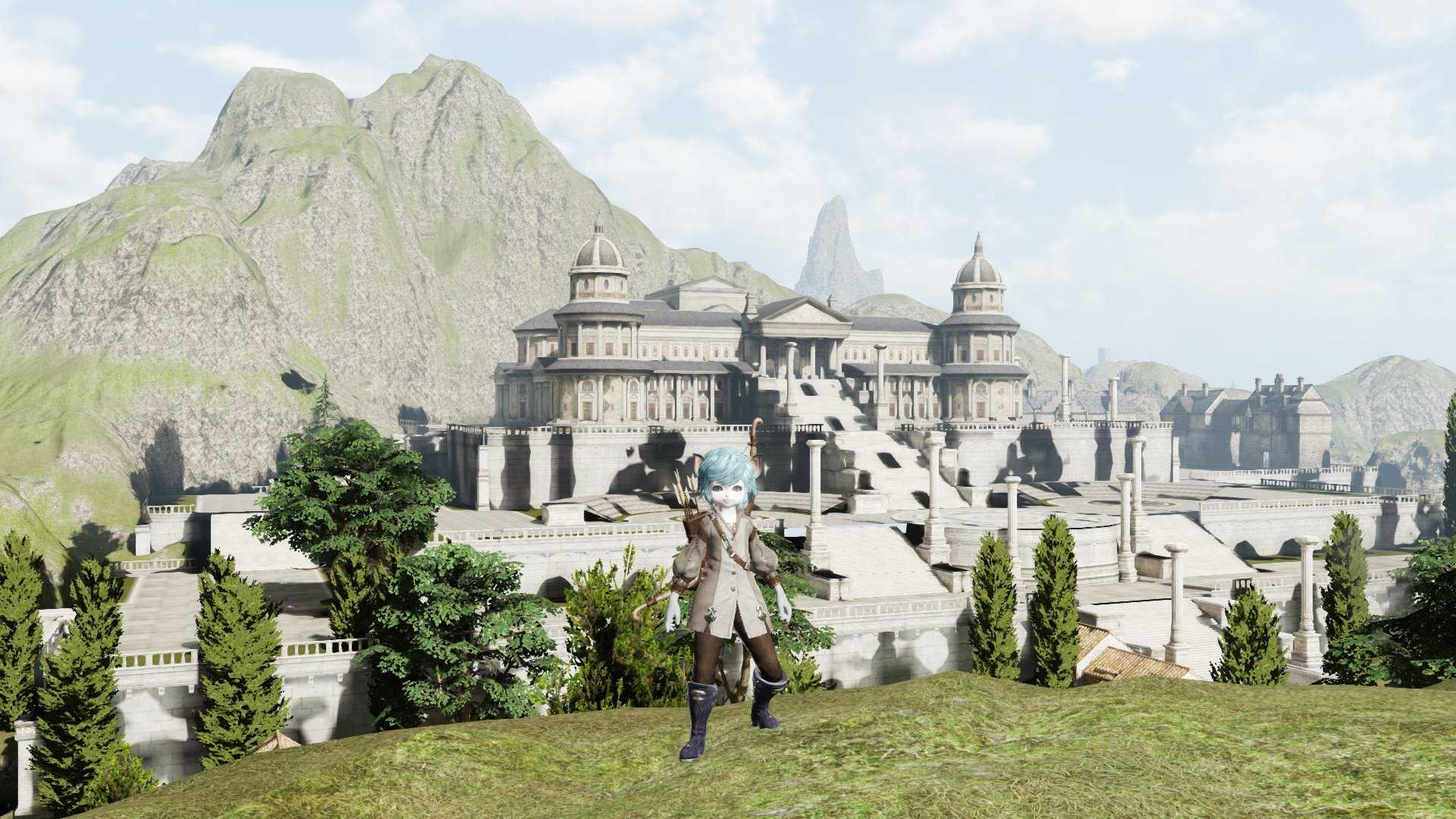 Bless Online recensione early access steam