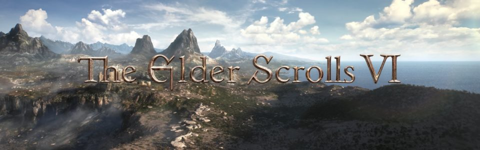 The Elder Scrolls VI starfield TES VI The Elder Scrolls 6