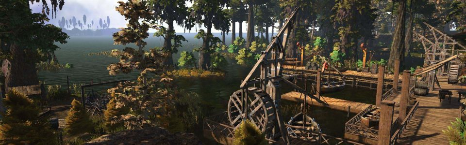 Shroud of the Avatar: Disponibile la Release 54, nuovo trailer