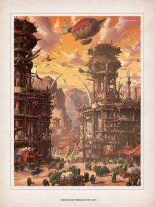 world of warcraft storia World of Warcraft Chronicle 3 world of warcraft la storia 3