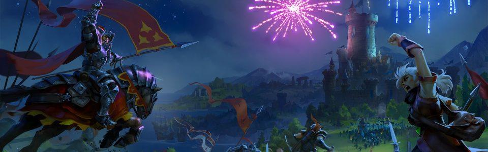 Albion Online festeggia il primo anniversario in attesa dell'updateMerlyn