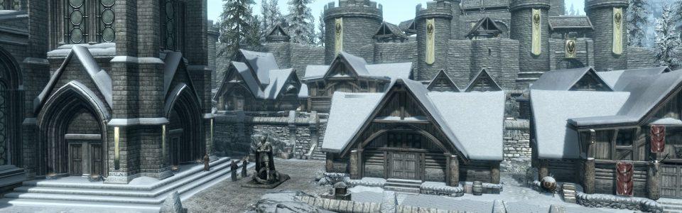 Beyond Skyrim: Nuovi trailer per la mod ambientata a Cyrodiil