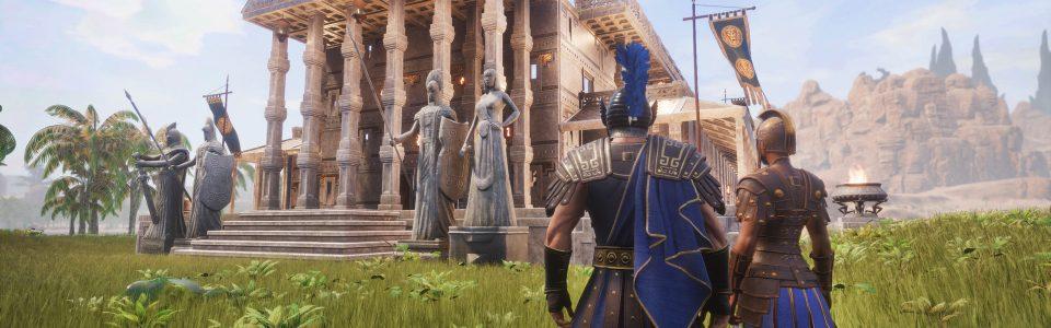 Conan Exiles: Nuova patch per il taming e secondo DLC a pagamento, Jewel of the West