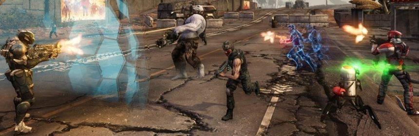 Defiance 2050 è ora disponibile come free to play