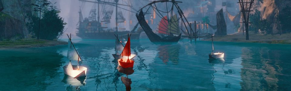 Guild Wars 2: Festival of the Four Winds and more – Interview with ArenaNet