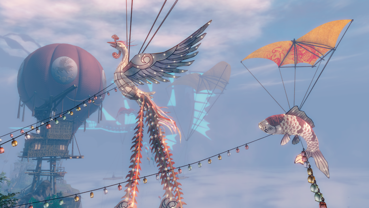 Guild Wars 2 Festival of the Four Winds