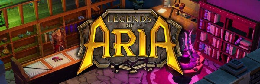 Giveaway di Legends of Aria: In palio 30 key da una settimana!