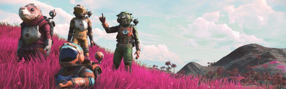 No Man's Sky: Next disponibile, sconto del 50% e record di vendite su Steam