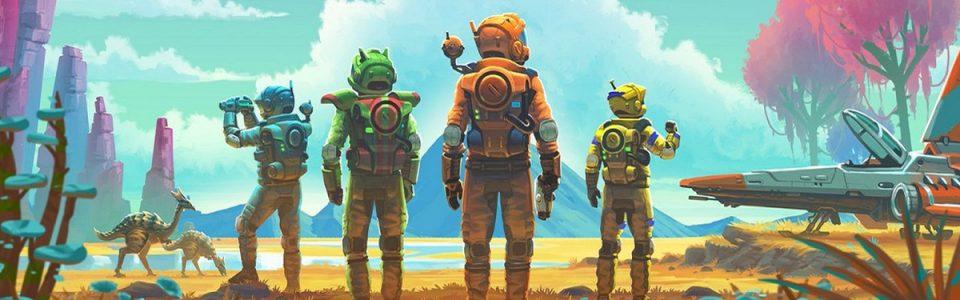 No Man's Sky Next – Recensione aggiornata al 2018