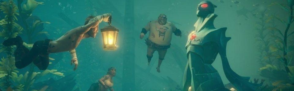 Sea of Thieves: Disponibile il nuovo evento The Sunken Curse, video e dettagli