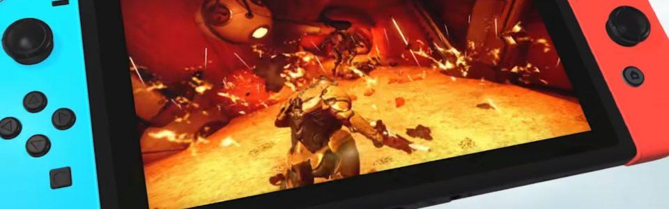 Warframe: Annunciata la versione Nintendo Switch