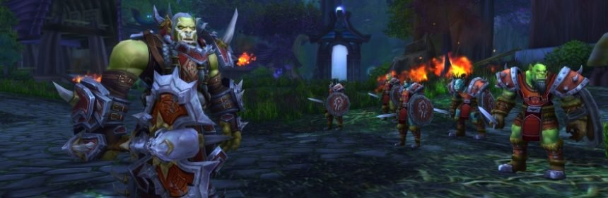 World of Warcraft: Niente più server PvP
