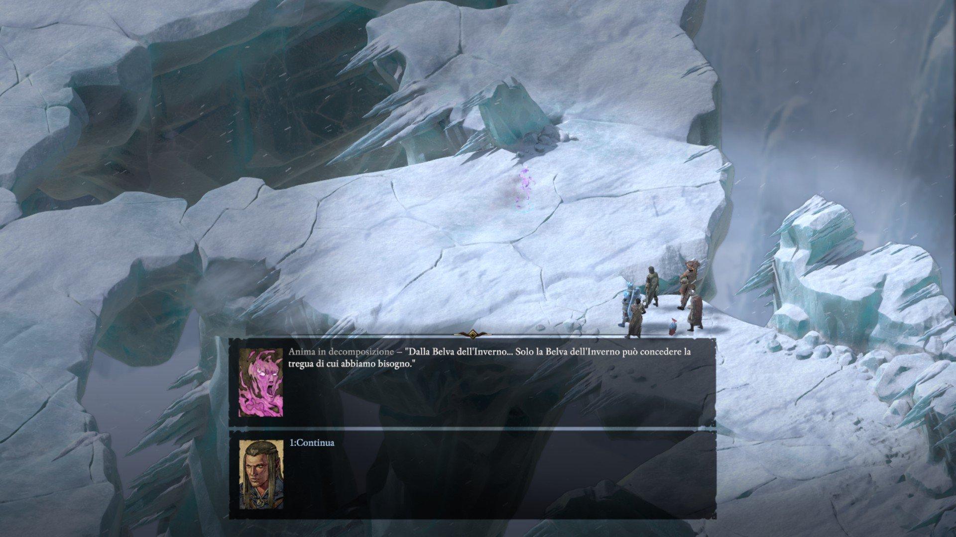 Pillars of Eternity II Deadfire Beast of Winter Recensione