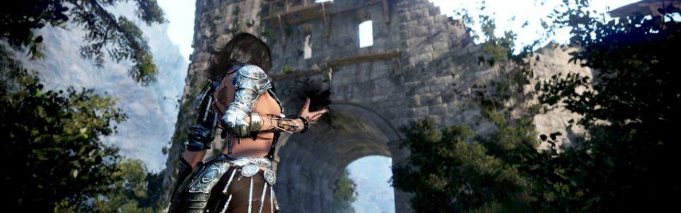 Black Desert uscirà su PS4 entro la fine dell'anno