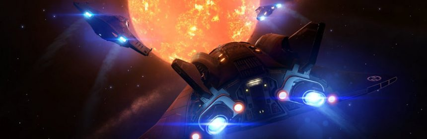 Elite Dangerous: Beyond Chapter Four in arrivo l'11 dicembre