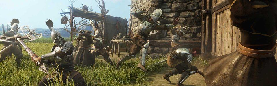 New World: Le guerre territoriali avranno fino a 10mila giocatori