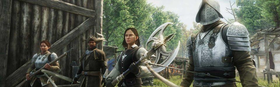 New World: Un player nell'alpha ci descrive il gioco – Anteprima con intervista esclusiva