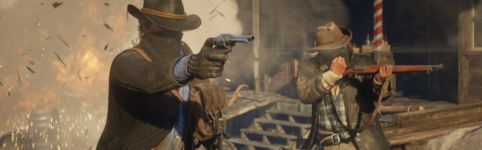 Red Dead Redemption 2: Ecco il primo video gameplay ufficiale