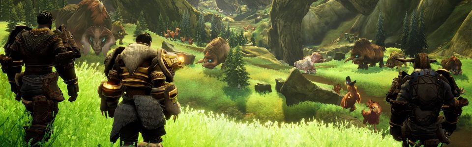 Rend: RPG survival a fazioni disponibile in Early Access su Steam