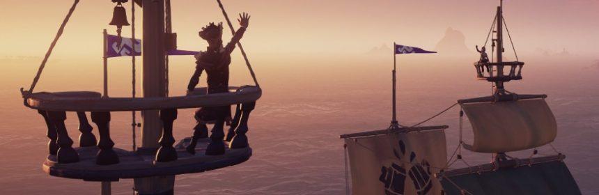 Stasera nuovo streaming di Sea of Thieves: Cursed Sails con Capitan Plinious