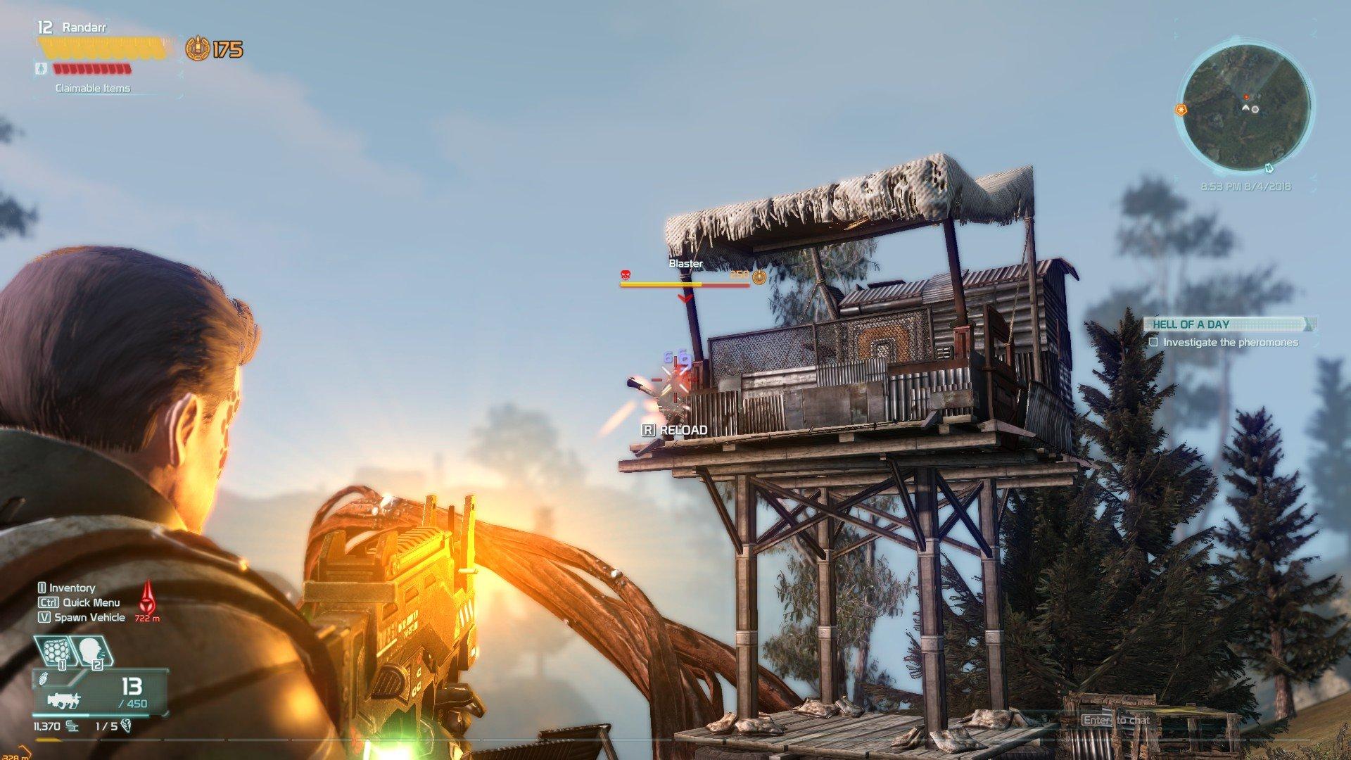 Defiance 2050 steam