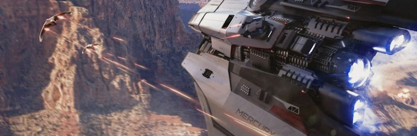 Star Citizen: Nuovo weekend gratuito fino al 27 agosto