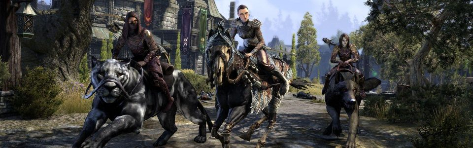 The Elder Scrolls Online: Evento free play dal 9 al 15 agosto