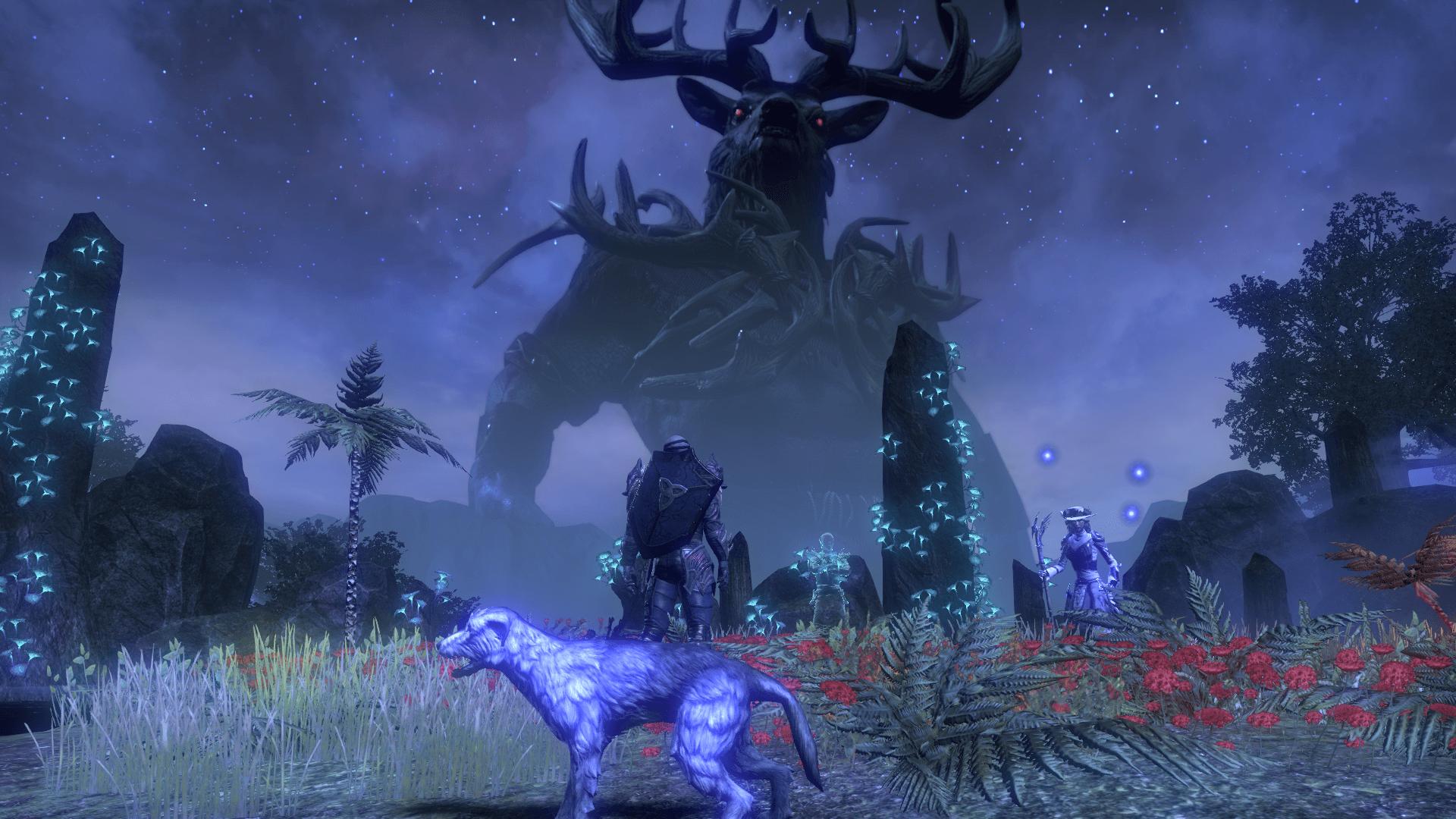 The Elder Scrolls Online Wolfhunter recensione - March of Sacrifices
