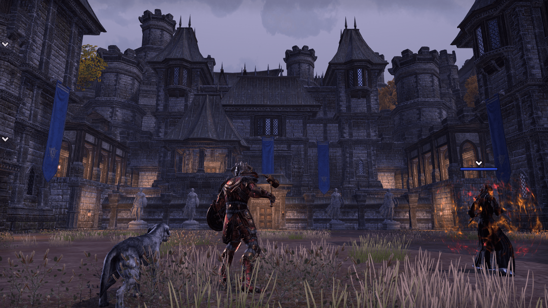 The Elder Scrolls Online Wolfhunter - Moon Hunter Keep