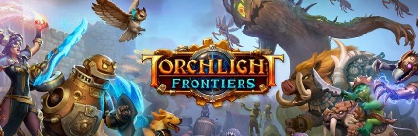 Torchlight Frontiers: la Closed Alpha 3 inizia a marzo e non avrà NDA