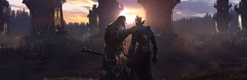 World of Warcraft: Vendite record per Battle for Azeroth, nuovi video cinematic