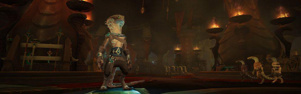 World of Warcraft: Nuovi racconti e cambiamenti a ridosso diBattle for Azeroth