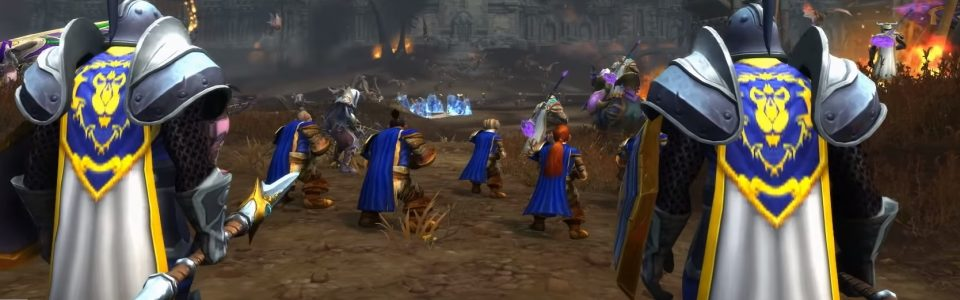 World of Warcraft: Con l'Assedio di Lordaeron prosegue l'evento pre-Battle for Azeroth