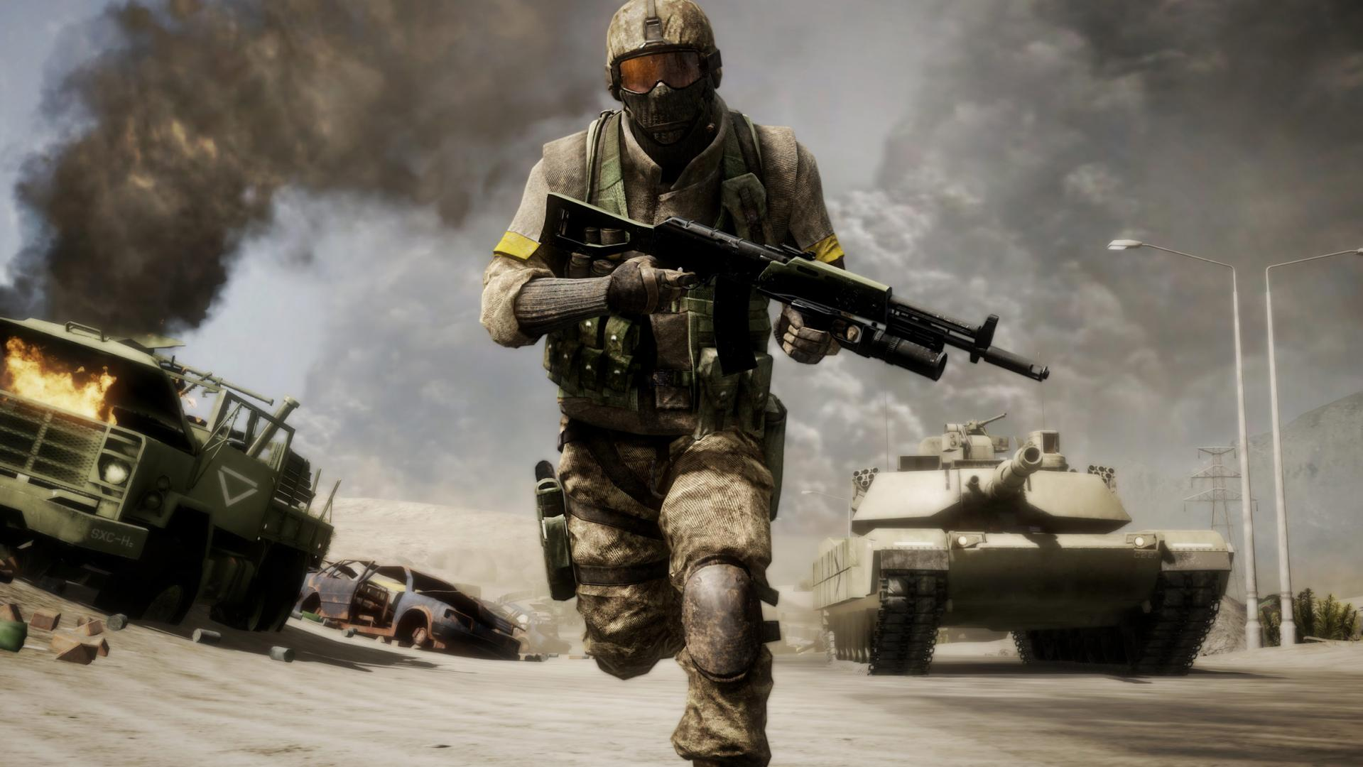 Battlefield Bad Company 2 steam