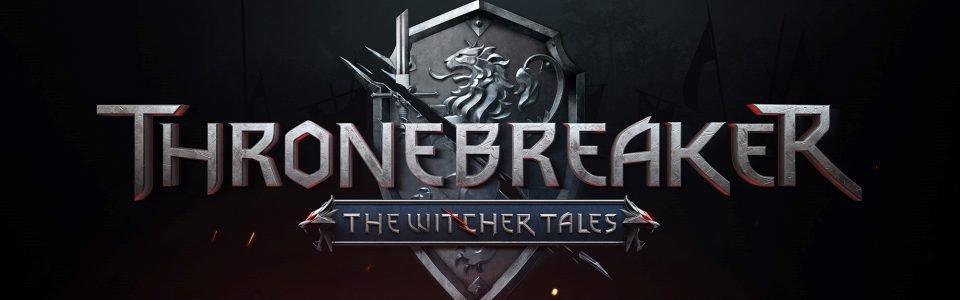 GWENT: Svelata la data di lancio e della campagna Thronebreaker