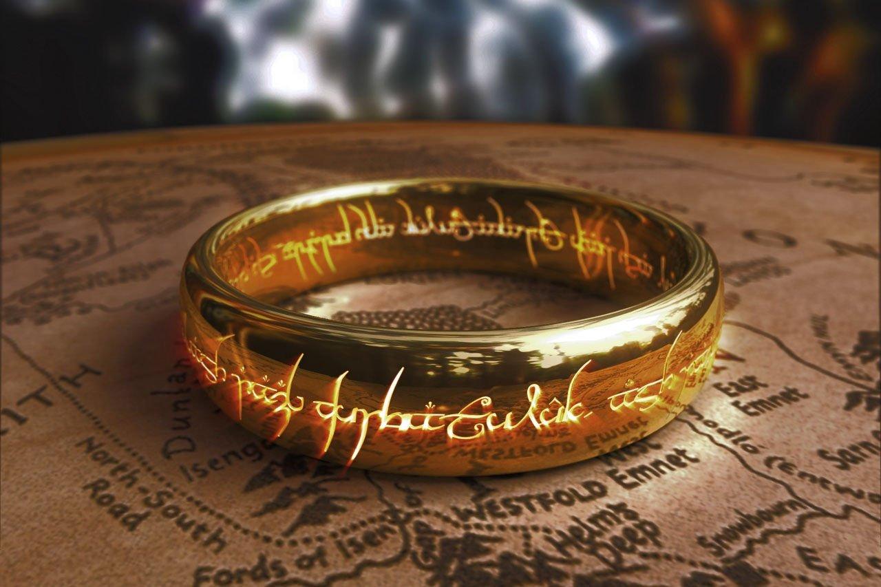 Il Signore degli Anelli lord of the rings