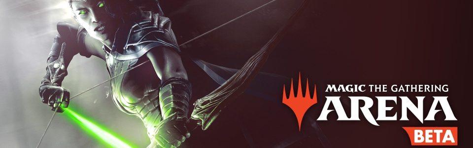 Magic: The Gathering Arena, al via l'open beta, ecco trailer e dettagli