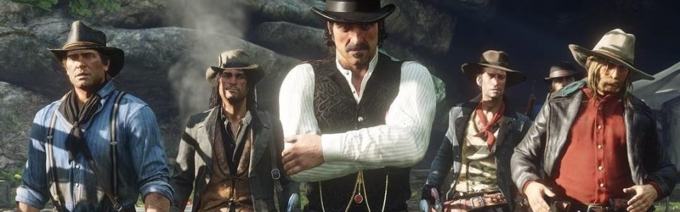 Red Dead Redemption 2: Annunciato Red Dead Online, beta a novembre