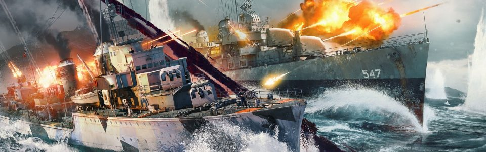 Giveaway War Thunder Naval Battles – In palio 200 key per la closed beta!