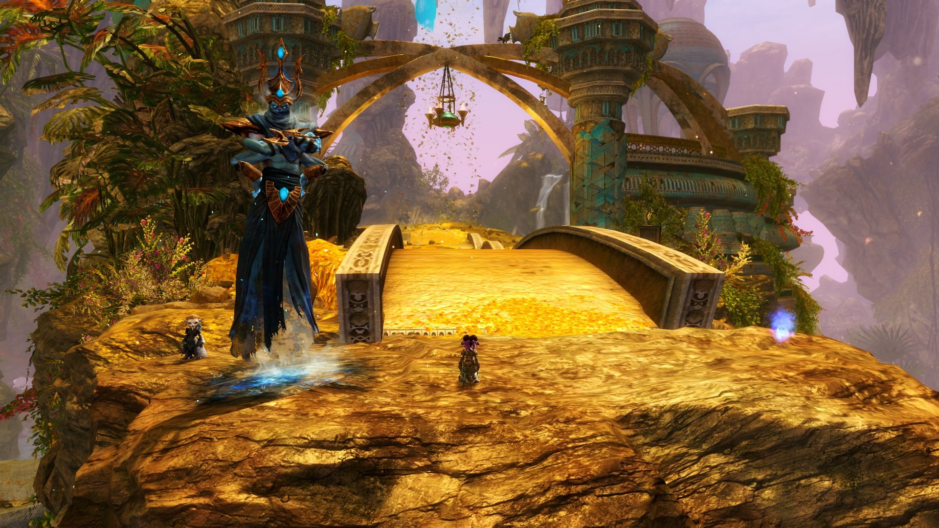 Guild Wars 2 Path of Fire living world episodio 4 a star to guide us