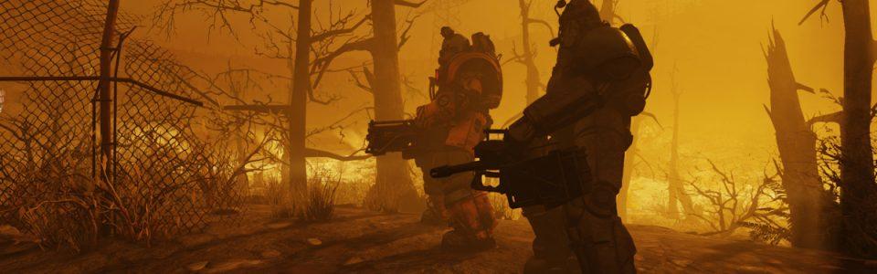 Fallout 76: sette giorni di prova gratuita e sconto del 50%