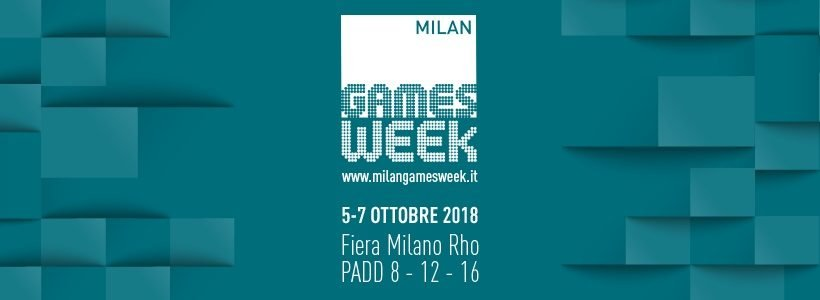 MMO.it alla Milan Games Week 2018!