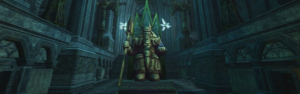 Lord of the Rings Online: Live l'Update 23 con la Montagna Solitaria