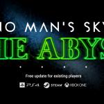 No Man's Sky: Disponibile l'aggiornamento The Abyss, ecco trailer e dettagli