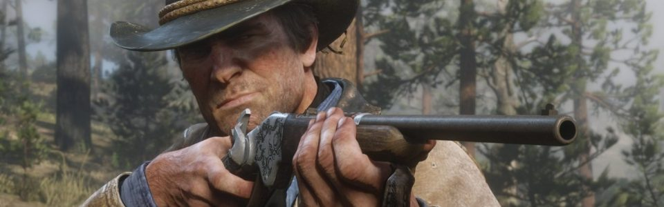 Red Dead Redemption 2 annunciato per PC, in arrivo a novembre
